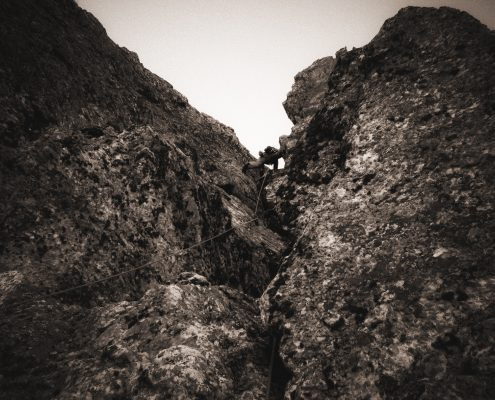 Северна стена в. Мальовица